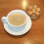 ミート キッチン ナツ - ドリンク*HOTコーヒー