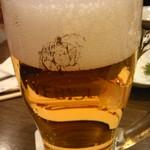 銀座ライオン - エビスビール