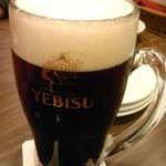 銀座ライオン - 黒ビール