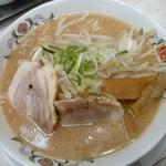 餃子の王将 - 味噌チャーシュー!