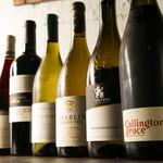 エロうま野菜と肉バル カンビーフ - フランス産の赤ワインをメインに取り揃えております!