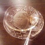 陳記 - 黒芝麻氷菓(黒胡麻アイスクリーム)
