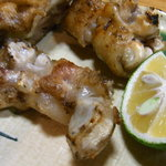 珍竹林 - 豚足焼