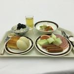 53800887 - 朝食ブッフェの全容