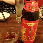 萬華 - 私一人で紹興酒