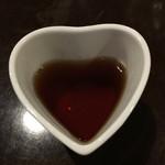 スイーツバー・Melty - サービスのお茶