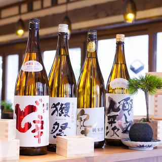 2周年記念!日本酒全種時間無制限で飲み放題実施中◎※組数限定