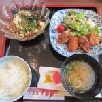 三瀬谷 大黒屋 - 日替わり定食