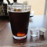三瀬谷 大黒屋 - ミニコーヒー