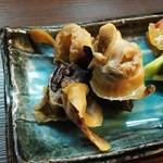 旬 - つぶ貝