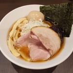 menyaryuu - 冷やしらーめん(830円)+味玉(100円)