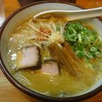 麺屋 高橋 - 味噌ラーメン800円