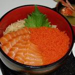海鮮丼 Vinegar - 料理写真: