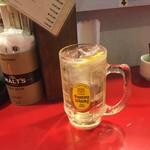 東京MEAT酒場 - ハイボール380円