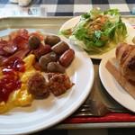 イルキャンティ 大崎 - 1607_イルキャンティ_ビュッフェ(朝食)