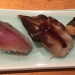 姫すし - 〆鯖、鳥貝、煮穴子