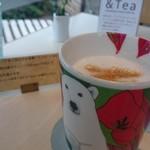 53812824 - 美味しいコーヒー                       カップはお隣の雑貨屋さんで取扱ってそう。