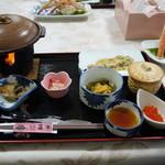 旅館富士 - 料理写真: