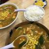 そば松 - 料理写真:カレーラーメン&カレーうどん 620円