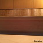 日本料理 山崎 - 侘び寂びを感じるカウンター席