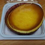 ぱんのちはれ - チーズケーキ350円(税別)