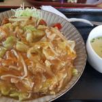 まつもと食堂 - 料理写真:野菜カツ