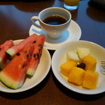 チャコールグリルケヤキ - 朝食ブッフェ6:00~10:00 通常1,900円