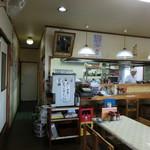 七福 - 店内です。