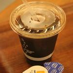 狐の足あと - アイスコーヒー