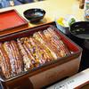 千葉家 - 料理写真:鰻重(特上)(¥4200)