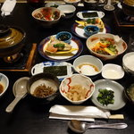お宿 紅舎宮 - 料理写真:朝食