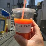 ジュースプレイス - orange