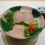 鮨たかし - ヒラメ
