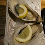 53822851 - 焼き牡蠣