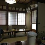 まこと食堂 - 店内風景