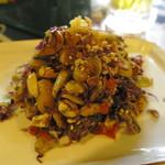 ロイヤルミャンマー - お茶のサラダ「ラペトッ」