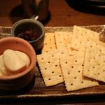 53827827 - 獺祭クリームチーズ(599円)