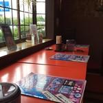 中華レストラン悟空 - カウンター