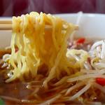 華福楼 - 麺リフト