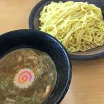 ボローニャ・吉虎 - 濃厚魚介つけ麺 並  スープが少ない