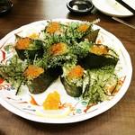 ナンクルナイサ きばいやんせー - 海の宝石 プッチプチ寿司♪