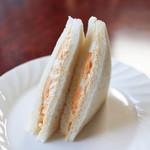 Asahiya - 玉子サンド☆