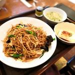 天福飯店 - 上海風焼きそば