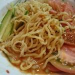 聚幸園 - モチモチ麺。