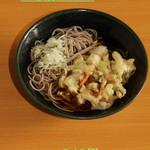 笠置そば - 料理写真: