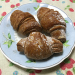 シェ ゴーシュ - 料理写真:ミニチョコクロワッサン