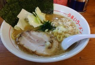 松福 本店 - うまいラーメン