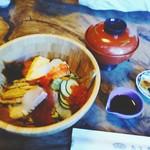 53842555 - 海鮮丼セット