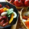 ホワイトイン高崎 - 料理写真:夏野菜たっぷり。これがSUKIYAKI?
