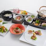 四季彩 ミズノ - 鯛茶漬け会席4000円